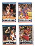 2006-07 Topps (1-265) Basketball Team Set - New York Knicks