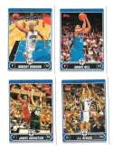 2006-07 Topps (1-265) Basketball Team Set - Orlando Magic