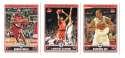 2006-07 Topps (1-265) Basketball Team Set - Portland Trail Blazers