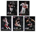 1998 Fleer Brilliants (1-150) Football - ATLANTA FALCONS