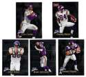 1998 Fleer Brilliants (1-150) Football - MINNESOTA VIKINGS