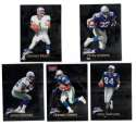 1998 Fleer Brilliants (1-150) Football - SEATTLE SEAHAWKS