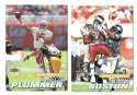 2001 Ultra (1-250) Football Team Set - ARIZONA CARDINALS