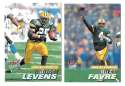 2001 Ultra (1-250) Football Team Set - GREEN BAY PACKERS