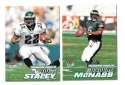 2001 Ultra (1-250) Football Team Set - PHILADELPHIA EAGLES