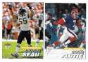 2001 Ultra (1-250) Football Team Set - SAN DIEGO CHARGERS