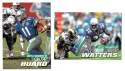 2001 Ultra (1-250) Football Team Set - SEATTLE SEAHAWKS
