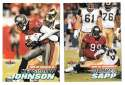 2001 Ultra (1-250) Football Team Set - TAMPA BAY BUCCANEERS