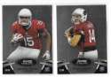 2012 Bowman Sterling 1-100 Football - ARIZONA CARDINALS