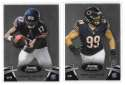 2012 Bowman Sterling 1-100 Football - CHICAGO BEARS