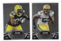 2012 Bowman Sterling 1-100 Football - GREEN BAY PACKERS