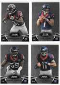 2012 Bowman Sterling 1-100 Football - HOUSTON TEXANS