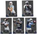 2012 Bowman Sterling 1-100 Football - INDIANAPOLIS COLTS w/o Luck
