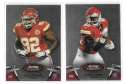 2012 Bowman Sterling 1-100 Football - KANSAS CITY CHIEFS