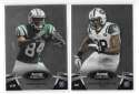 2012 Bowman Sterling 1-100 Football - NEW YORK JETS