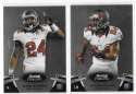 2012 Bowman Sterling 1-100 Football - TAMPA BAY BUCCANEERS w/o Martin