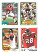 2013 Topps Archives (1-240) Football Team Set - ATLANTA FALCONS