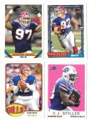 2013 Topps Archives (1-240) Football Team Set - BUFFALO BILLS