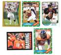 2013 Topps Archives (1-240) Football Team Set - DENVER BRONCOS