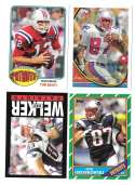 2013 Topps Archives (1-240) Football Team Set - NEW ENGLAND PATRIOTS