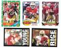 2013 Topps Archives (1-240) Football Team Set - SAN FRANCISCO 49ERS