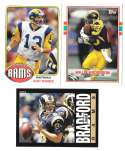 2013 Topps Archives (1-240) Football Team Set - ST. LOUIS RAMS