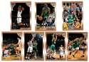 1998-99 Topps Basketball Team Set - Boston Celtics