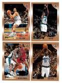 1998-99 Topps Basketball Team Set - Charlotte Hornets