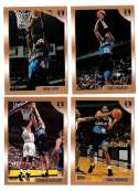 1998-99 Topps Basketball Team Set - Cleveland Cavaliers