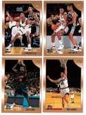 1998-99 Topps Basketball Team Set - Denver Nuggets