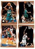 1998-99 Topps Basketball Team Set - Detroit Pistons