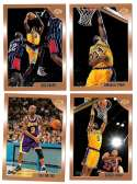 1998-99 Topps Basketball Team Set - Los Angeles Lakers