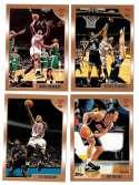 1998-99 Topps Basketball Team Set - Miami Heat
