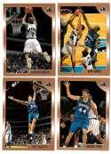 1998-99 Topps Basketball Team Set - Minnesota Timberwolves