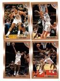 1998-99 Topps Basketball Team Set - New Jersey Nets