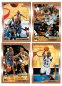 1998-99 Topps Basketball Team Set - Orlando Magic