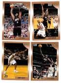 1998-99 Topps Basketball Team Set - Philadelphia 76ers