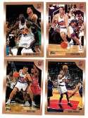 1998-99 Topps Basketball Team Set - Phoenix Suns