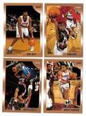 1998-99 Topps Basketball Team Set - Portland Trail Blazers