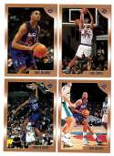 1998-99 Topps Basketball Team Set - Toronto Raptors