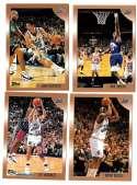 1998-99 Topps Basketball Team Set - Utah Jazz