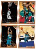 1998-99 Topps Basketball Team Set - Vancouver Grizzlie
