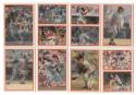 1987 Sportflics - 29 card Multi player lot