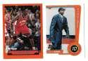 1999-00 Topps Basketball Team Set - Atlanta Hawks