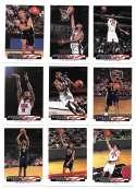1999-00 Topps Basketball Set - Team USA