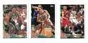 1993-94 Topps Basketball Team Set - Boston Celtics