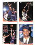 1993-94 Topps Basketball Team Set - Cleveland Cavaliers