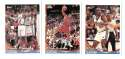 1993-94 Topps Basketball Team Set - Los Angeles Clippers