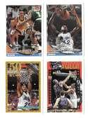 1993-94 Topps Basketball Team Set - Orlando Magic