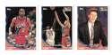1993-94 Topps Basketball Team Set - Philadelphia 76ers